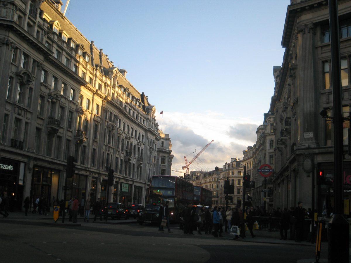 GERGASI LONDON