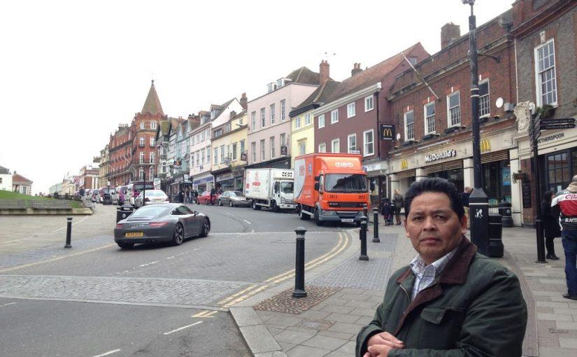 KISAH DAUS: DARI PENCUCI PIRING MENJADI JURAGAN RESTO DI LONDON