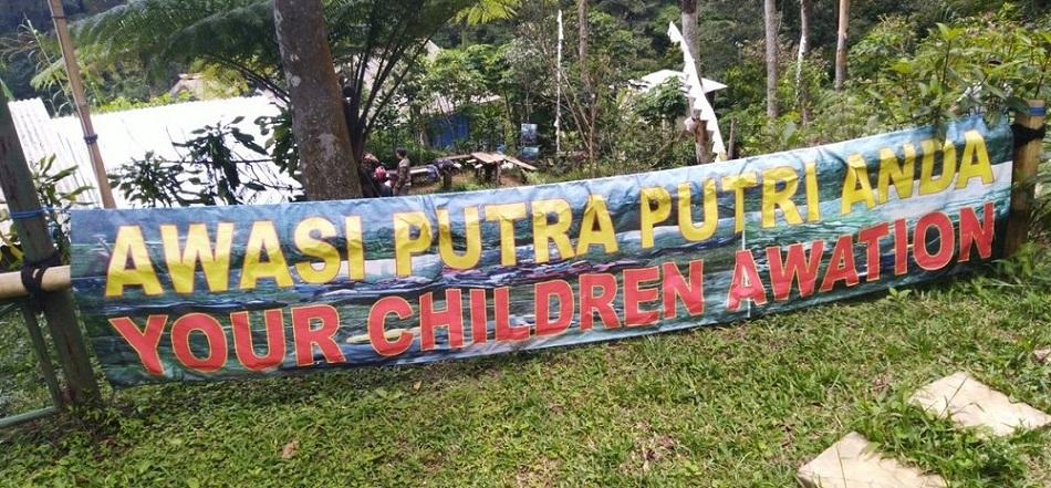 Bahasa Indonesia yang Terasing