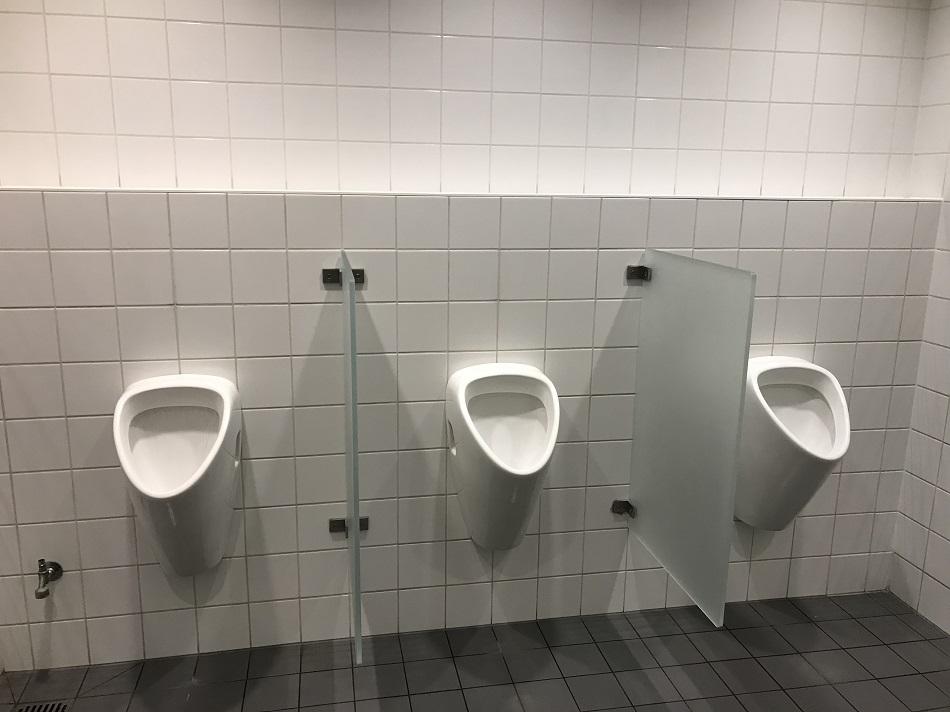 Toilet Menunjukkan Bangsa