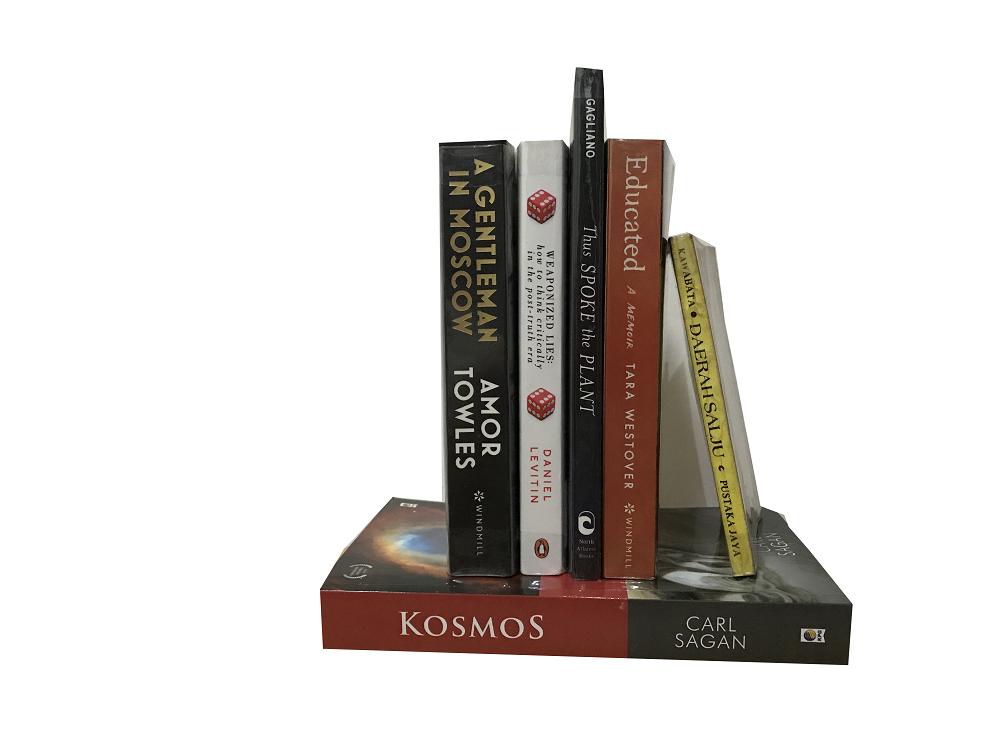 Buku untuk Liburan