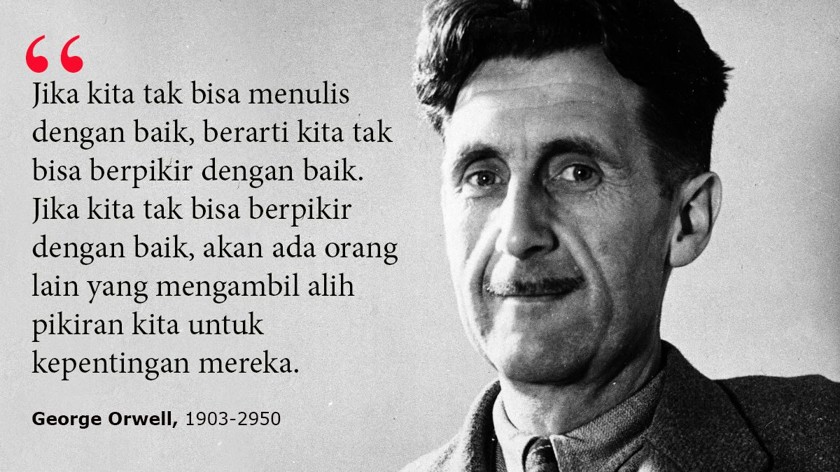 Orwell, 1984, Kita
