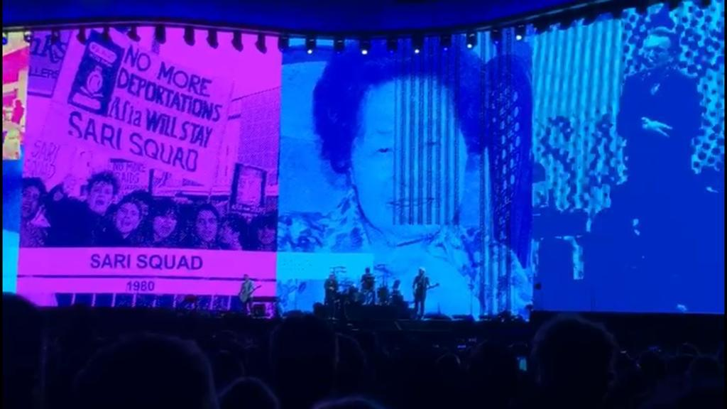 Tenaga Bono U2
